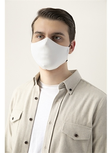 D'S Damat Maske Beyaz